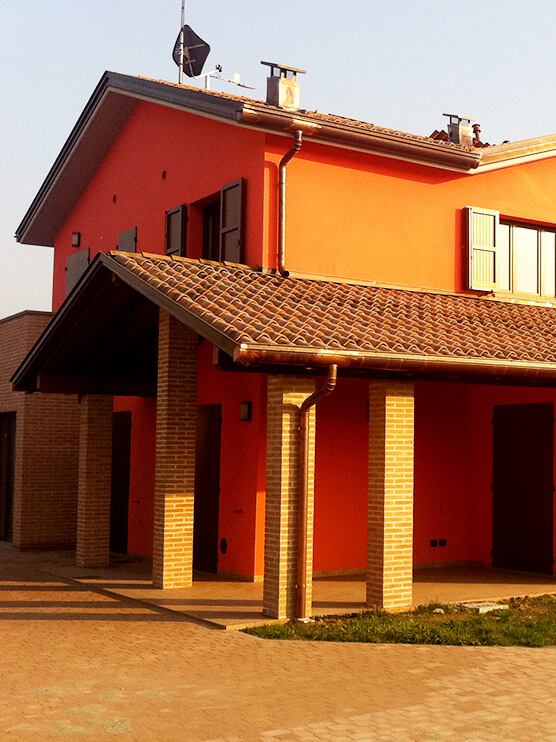 Nuove costruzioni - sun costruzioni srl